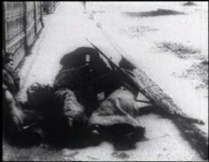 Desarme de los anarquistas. Crónica de 11-12 de abril de 1918