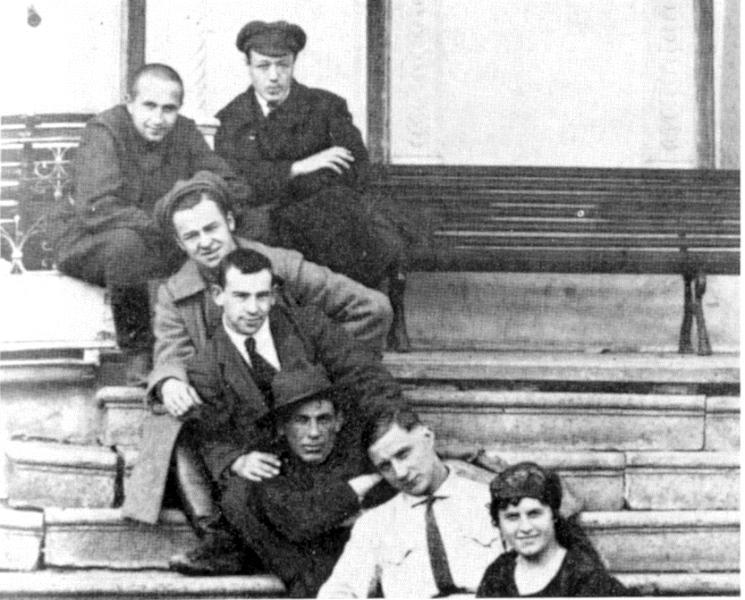 Kuleshov y Tissé en los Urales