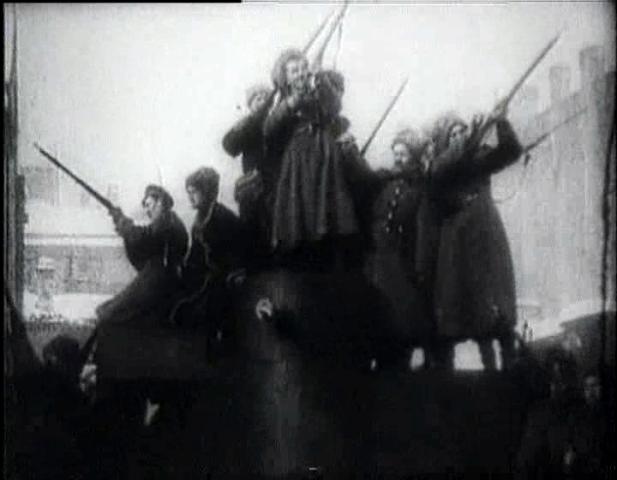 Crónica de la Revolución de febrero