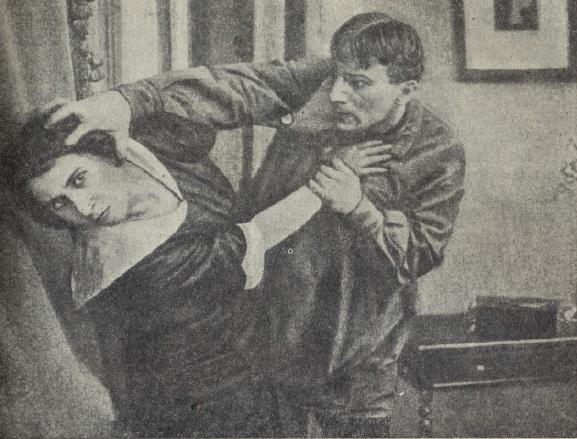 El misterio de la embajada alemana (1914).
