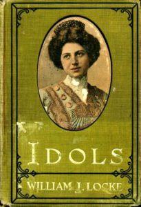Portada de la novela de William J. Locke adaptada por Bauer con el mismo título.