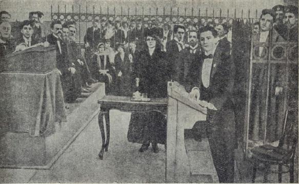Irina Kirsanova (1915).