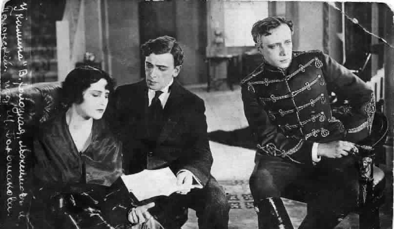 La canción del amor triunfante (1915).