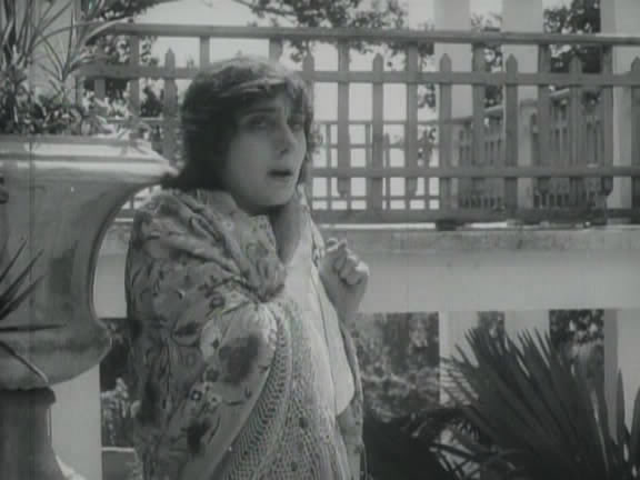 La muerte del cisne (1916).