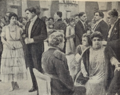 Las hermanas Bronski (1916).