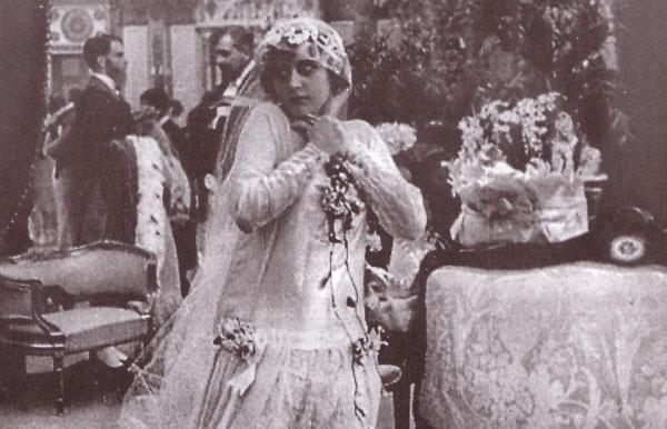 Una vida por una vida (1916).