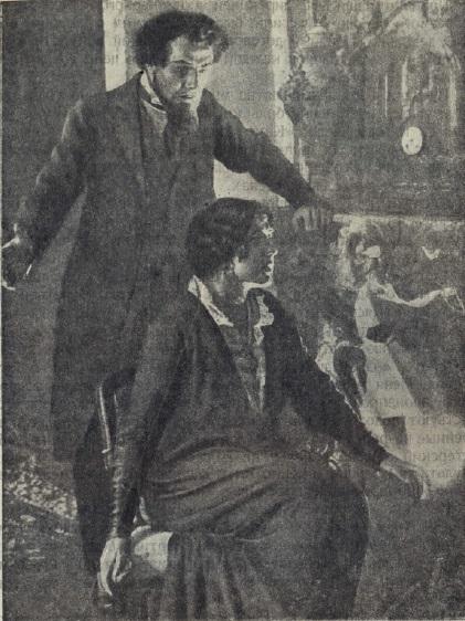 Vida en la muerte (1914)