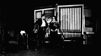 Imágen de la representación teatral de Ivan Kozyr y Tatiana Russkykh en el Teatro Maly.