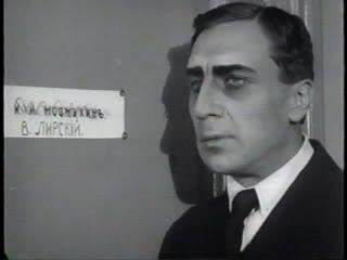 Ivan <Mozzhukhin en Detrás de la pantalla