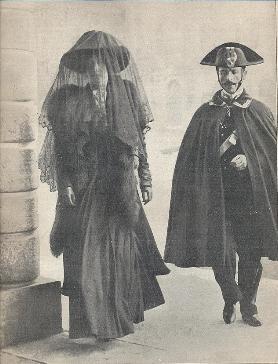 Imágenes reales del juicio a la condesa