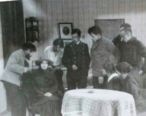 Imagen de la película La camarada Elena