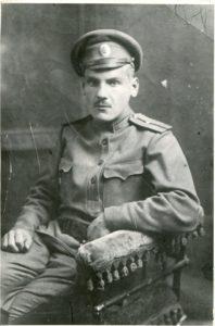 Nikolay Krylenko en 1917