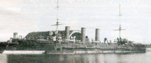 El crucero Ochakov